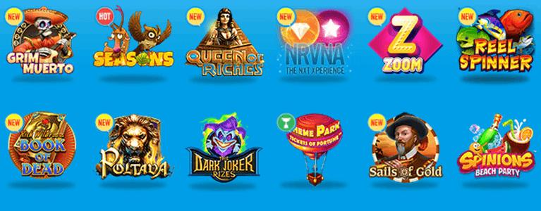 Vera John Casino Spiele Games kostenlos gratis