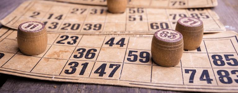 Klassisches Bingo