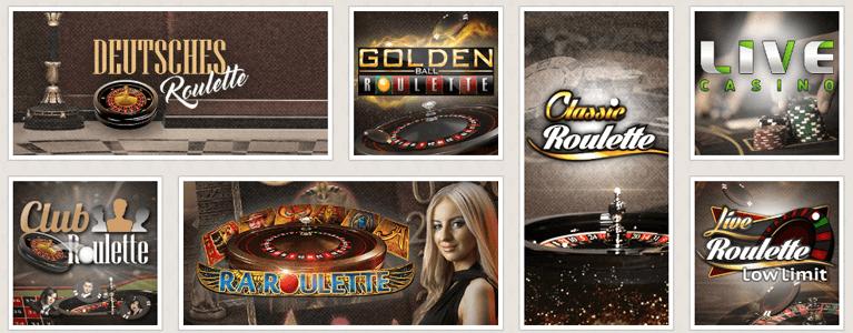 Cherry Live-Casino mit großer Auswahl