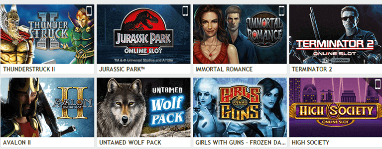 GoWild Casino Video Slots