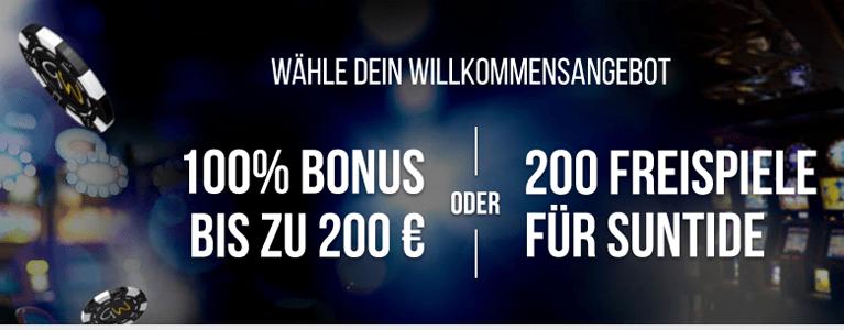 GoWild Casino Willkommensbonus