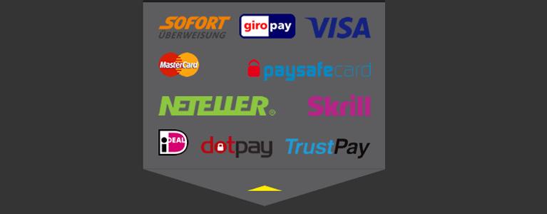 Die Zahlungsmethoden bei Stake 7