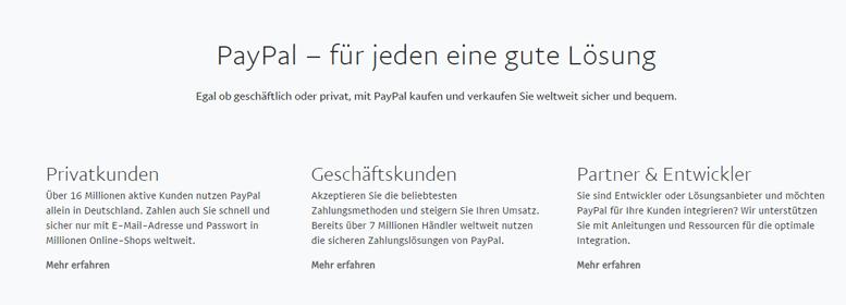 Kurze Einzahlungsdauer mybet PayPal