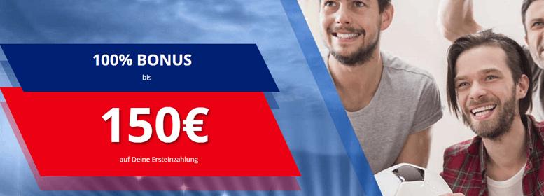 sportingbet PayPal Bonus gratis 150 Euro