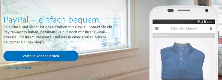 Sportwetten mit PayPal in Österreich