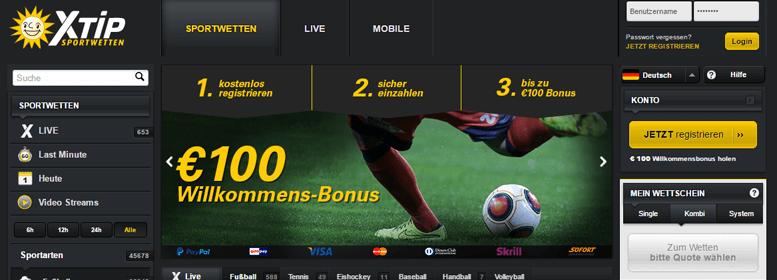 x-Tip PayPal Bonus gratis 100 Euro