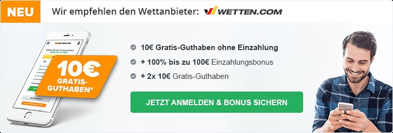 Wetten.com Empfehlung