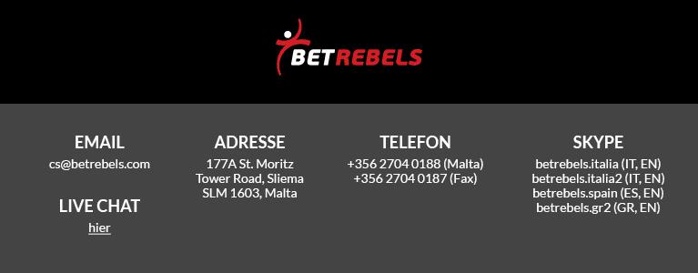 BetRebels Service