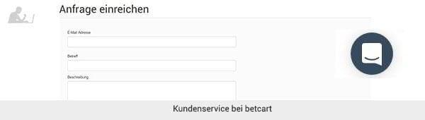betcart Support