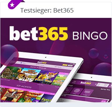 Testsieger bet365