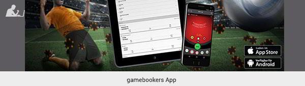 gamebookers App