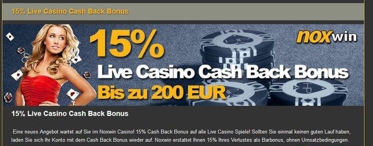 Noch einmal 200 Euro und mehr als Bonus