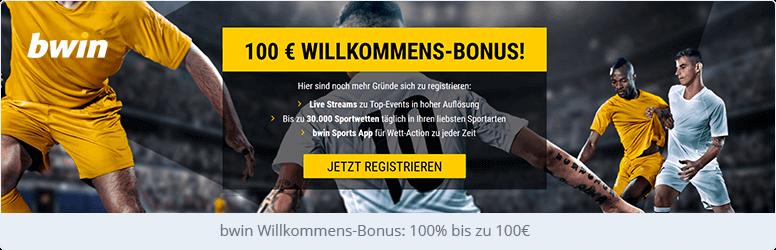 bwin Wettsteuer