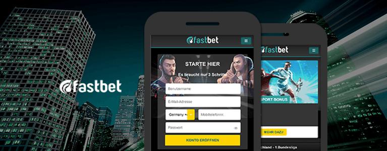 FastBet Mobile App