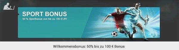 Fastbet Sportwetten Bonus