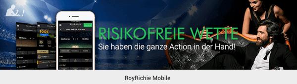 RoyRichie App