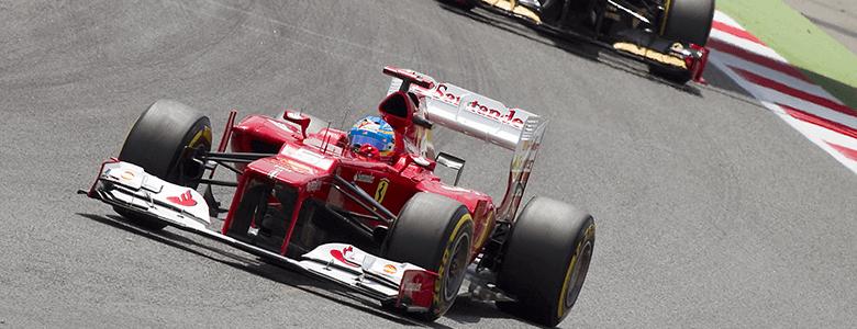 Formel 1 Sportwetten Live