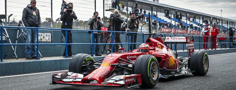 Formel 1 Sportwetten