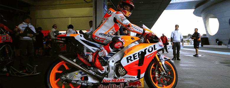 MotoGP Wettbewerb