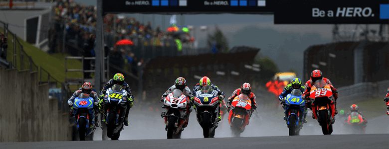 MotoGP Emotionen