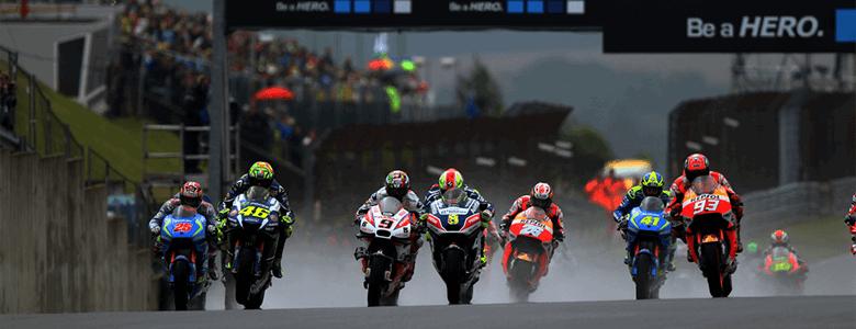MotoGP Emotionen