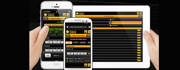 PlanetWin365 App