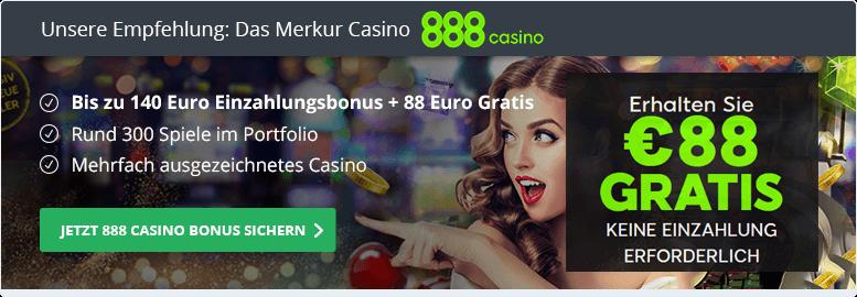 888 Casino Merkur Casino