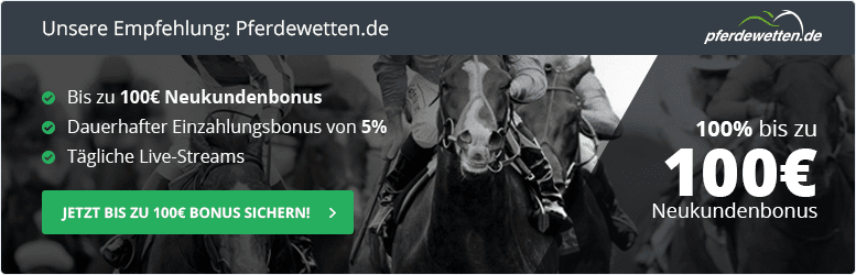 pferdewetten.de Redaktionsempfehlung