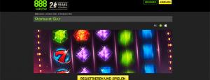 Starbust 888 Casino