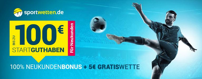 Sportwetten.de Bonus
