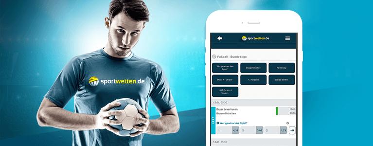 Sportwetten.de Mobile App