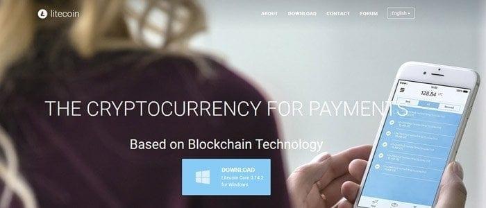 Litecoin Peer-to-Peer Netzwerk