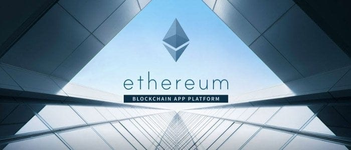 Ethereum Blockchain App Plattform