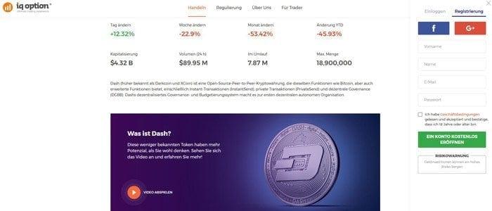 Digitale Währungen traden