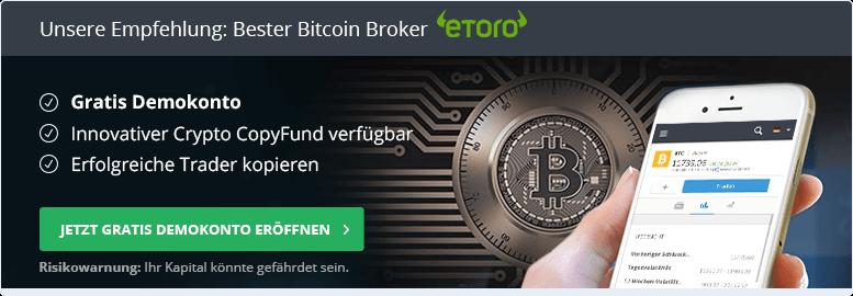 Bester Bitcoin Broker