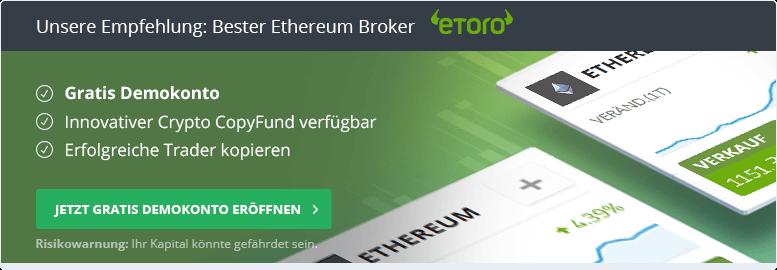 Bester Ehtereum Broker