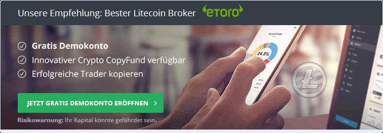 Bester Litecoin Broker