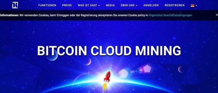 Bitcoin Farm Mining HashCoin.eu