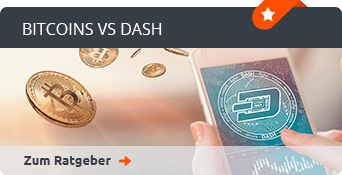 Bitcoin vs. Dash