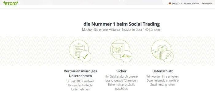 Social Trading für Anfänger
