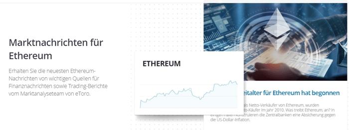eToro Marktnachrichten