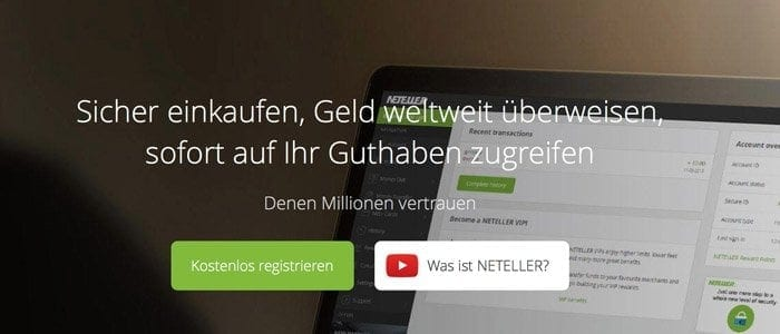 Wallet Neteller PayPal Alternative