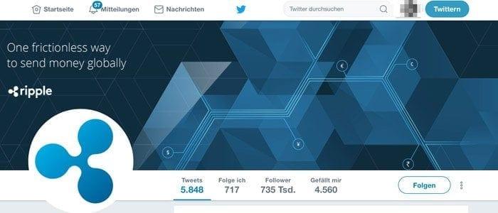 Ripple Labs Twitter
