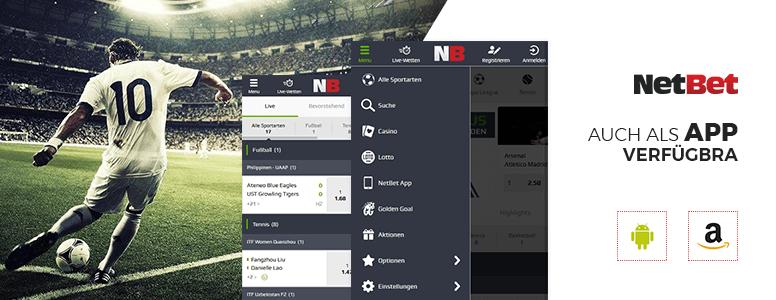 Netbet Sport App
