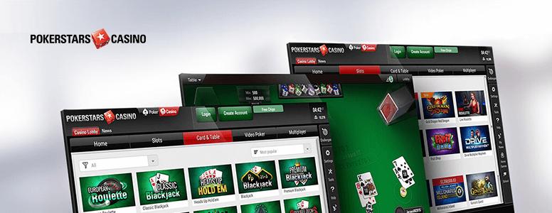 Pokerstars Casino Allgemein