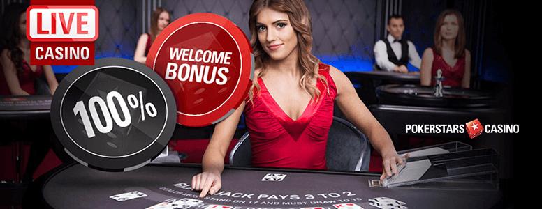 Pokerstars Casino Livespiele Bonus