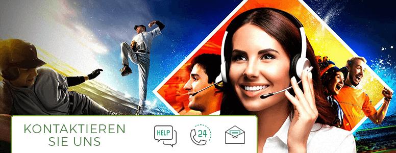 Spin Sports Kundenservice