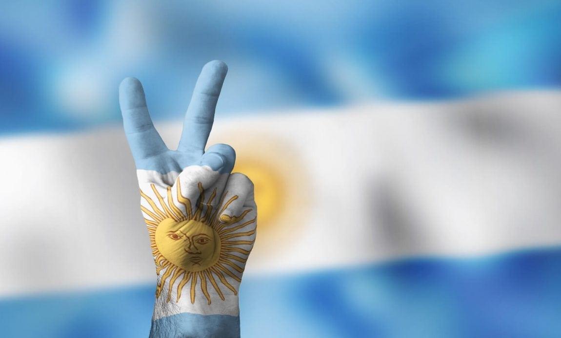 Argentinien Fußball-Team