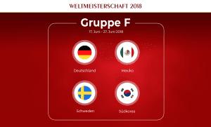 Gruppe F Fußball-WM 2018