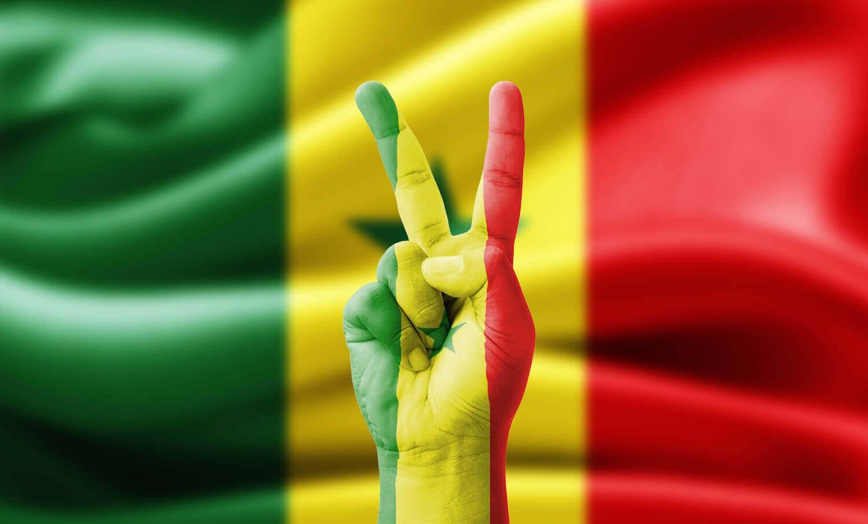 Senegal Fußball-Team